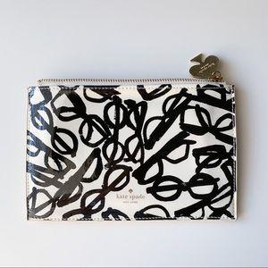 Kate Spade Pencil Case & Eraser